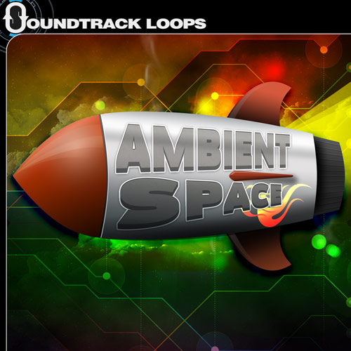 Ambient Space Ambient Acid Loops and Sci Fi Sound Effects WAV