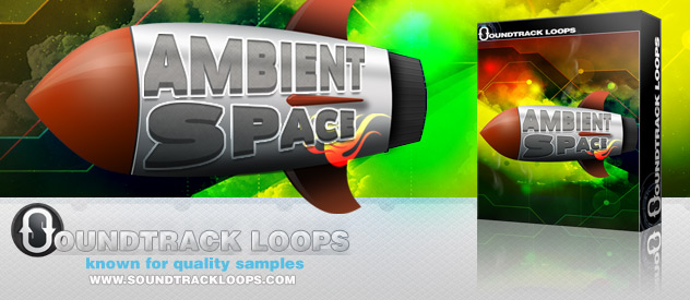 Product picture Ambient Space Ambient Acid Loops and Sci Fi Sound Effects WAV